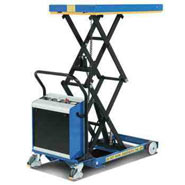 Electric Mobile Scissor Lift Tables