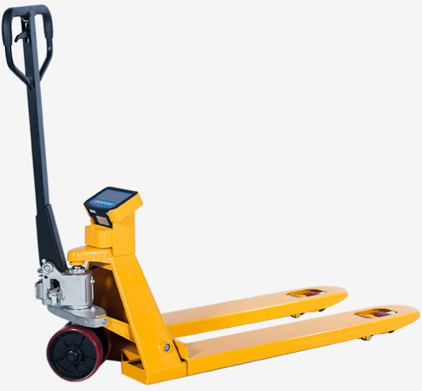 Weigh Scale Pallet Trucks