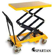 Spartan Range – Scissor Lift Tables