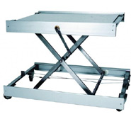 Stainless Steel Scissor Lift Tables