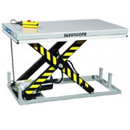 Electric Static Scissor Lift Tables