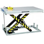 Electric Static Scissor Lift Tables