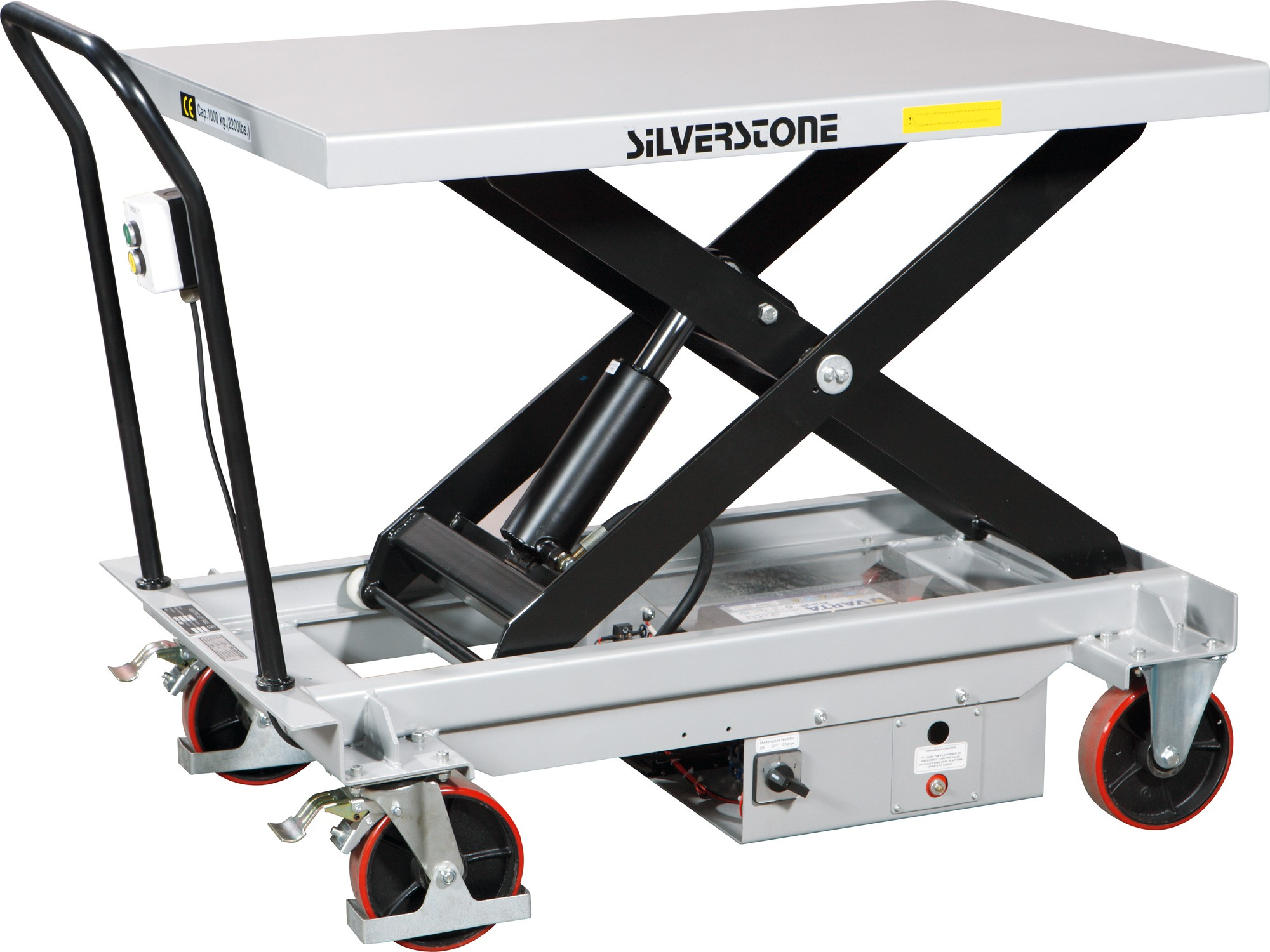 1000KG Electric Lift Table