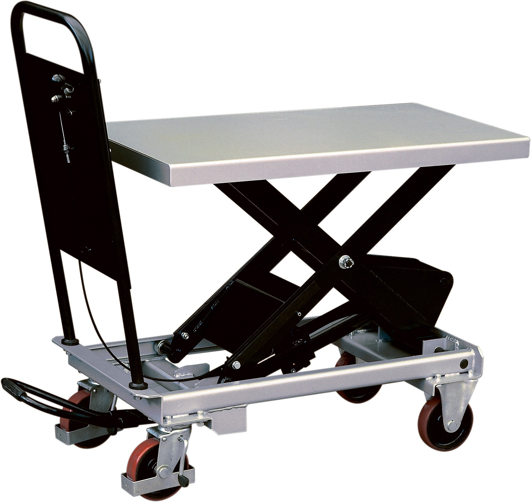 500KG Mobile Lift Table