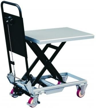 Light Duty Mobile Lift Table