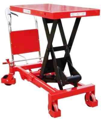 Very Heavy Duty Mobile Scissor Lift Table