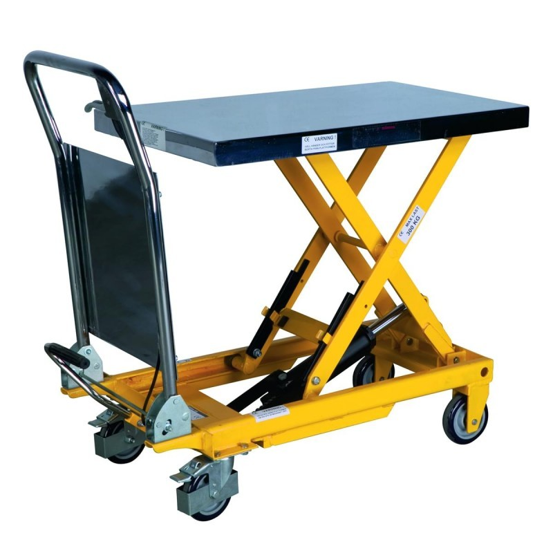 Mobile Scissor Lift Tables