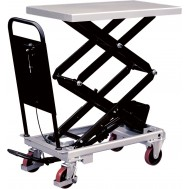 800KG Double Mobile Lift Table