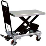 Super Heavy Weight Mobile Lift Table - BS100