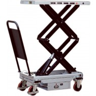 Electric High Lift Mobile Lift Table