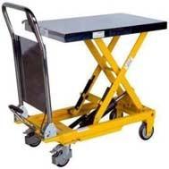 Ultra Heavy Weight Mobile Lift Table
