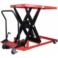 Low Profile Mobile Scissor Lift Table