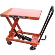 Manual Mobile Lift Tables