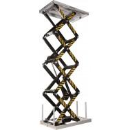 Vertical Four Scissor Static Table