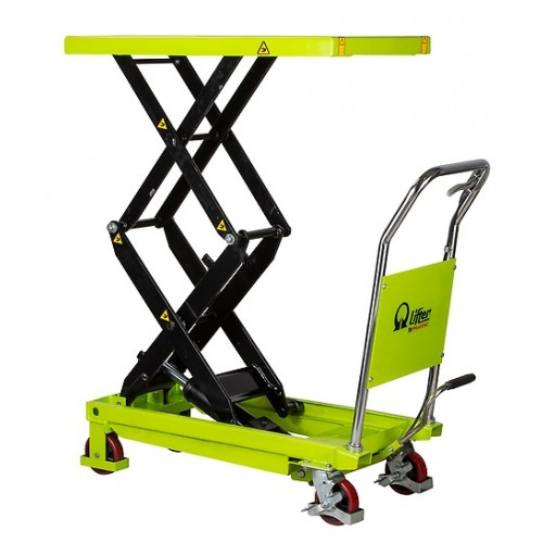 LIFTING TABLE 350KG - LT35D - just £390 (2-3 Day Lead Time)