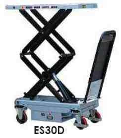 Powered Scissor Lift Table